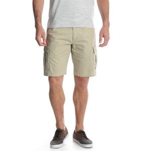 Wrangler Twill Cargo Shorts